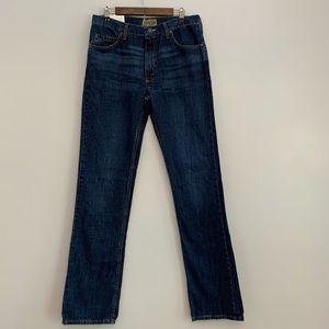 Wrangler 20X Competition Slim Boot Cut Denim Jeans